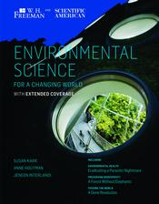 Scientific American Environmental Science for a Changing World with Extended Coverage