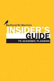 Insider's Guide to Academic Planning