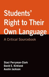 Students' Right to Their Own Language
