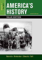 LaunchPad for America's History Volume I & America: A Concise History, Volume I (Six Month Access)