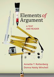 LaunchPad Solo for Elements of Argument and The Structure of Argument 8e (Six Month Access)