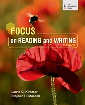 LaunchPad Solo for Focus on Reading and Writing (Six Month Access)