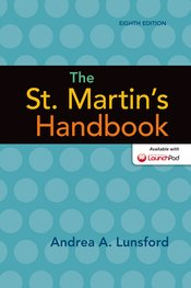 LaunchPad for The St. Martin's Handbook (Twelve Month Access)
