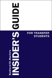 Insider's Guide to Transfer Students