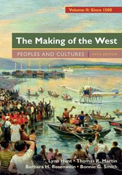 The Making of the West, Volume 2: Since 1500
