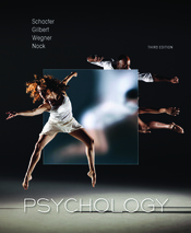 LaunchPad for Schacter's Psychology (Six Month Access)