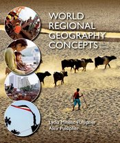 LaunchPad for Pulsipher's World Regional Geography Concepts (Six Month Access)