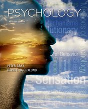 LaunchPad for Gray's Psychology (Six Month Access)