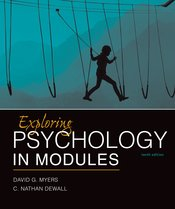 LaunchPad for Myers's Exploring Psychology in Modules (Six-Month Access)