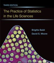 The Practice of Statistics in the Life Sciences with CrunchIt/EESEE Access Card