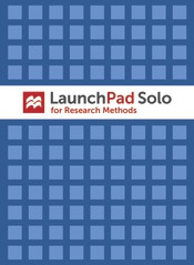 LaunchPad Solo for Research Methods (Six Month Access)