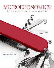 LaunchPad for Goolsbee's Microeconomics (Six-Month Access)