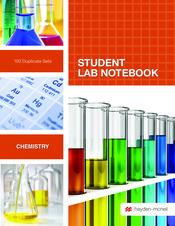 Hayden-McNeil  Chemistry Carbonless TOP PERM BND 100-SET SLN