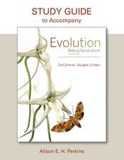 Study Guide for Evolution