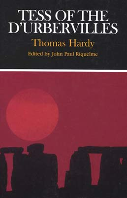 Tess of the D'Urbervilles by Thomas Hardy; Edited by John Paul Riquelme - First Edition, 1998 from Macmillan Student Store
