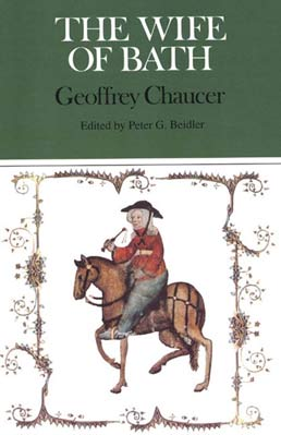 Wife of Bath by Geoffrey Chaucer, Edited by Peter G. Beidler - First Edition, 1996 from Macmillan Student Store