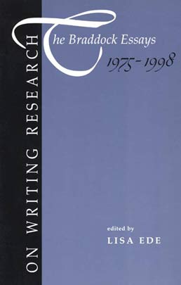 On Writing Research by Lisa Ede - First Edition, 1999 from Macmillan Student Store
