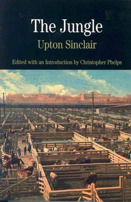 The Jungle by Upton Sinclair; Edited with an Introduction by Christopher Phelps - First Edition, 2005 from Macmillan Student Store