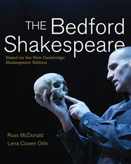 The Bedford Shakespeare by Russ McDonald; Lena Cowen Orlin - First Edition, 2015 from Macmillan Student Store