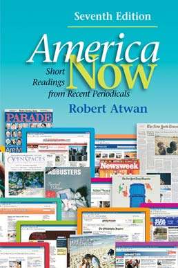 America Now, High School Binding by Robert Atwan - Seventh Edition, 2007 from Macmillan Student Store