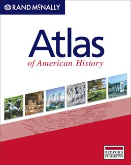 Atlas of American History by Rand McNally - First Edition, 2009 from Macmillan Student Store