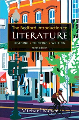 Bedford Introduction to Literature, High School Binding by Michael Meyer - Ninth Edition, 2011 from Macmillan Student Store