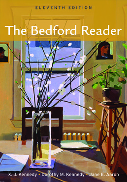 Bedford Reader: High School Edition by X. J. Kennedy; Dorothy M. Kennedy; Jane E. Aaron - Eleventh Edition, 2012 from Macmillan Student Store