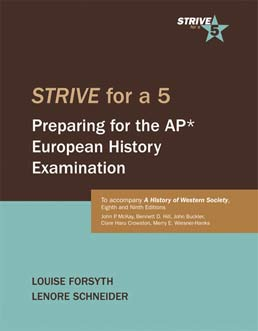 Strive for a 5 by Louise Forsyth; Lenore Schneider - First Edition, 2009 from Macmillan Student Store