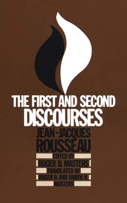 First and Second Discourses by Roger D. Masters, Judith R. Masters - First Edition, 1970 from Macmillan Student Store