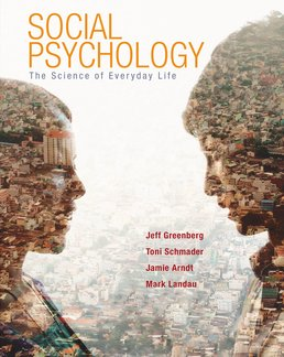 Social Psychology by Jeff Greenberg; Toni Schmader; Jamie Arndt; Mark Landau - First Edition, 2015 from Macmillan Student Store