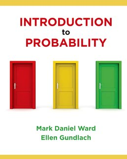 Introduction to Probability by Mark Ward; Ellen Gundlach - First Edition, 2016 from Macmillan Student Store