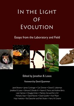 In the Light of Evolution: Essays from the Laboratory and Field by Jonathan Losos - Second Edition, 2011 from Macmillan Student Store