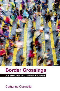 Border Crossings by Catherine Cucinella - First Edition, 2016 from Macmillan Student Store
