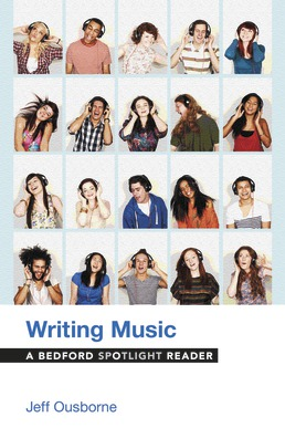 Writing Music by Jeff Ousborne - First Edition, 2018 from Macmillan Student Store