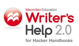 Writer's Help 2.0, Hacker Version (Twelve Month Access) by Diana Hacker; Stephen A. Bernhardt; Nancy Sommers - Second Edition, 2015 from Macmillan Student Store