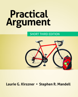 Practical Argument: Short Edition by Laurie G. Kirszner; Stephen R. Mandell - Third Edition, 2017 from Macmillan Student Store