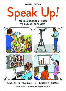 Speak Up! by Douglas M. Fraleigh; Joseph S. Tuman - Fourth Edition, 2017 from Macmillan Student Store