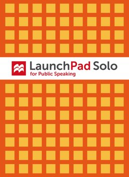 LaunchPad Solo for Public Speaking (Six Months Access) by Bedford/St. Martin's - First Edition, 2015 from Macmillan Student Store
