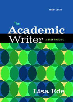 Academic Writer by Lisa Ede - Fourth Edition, 2017 from Macmillan Student Store