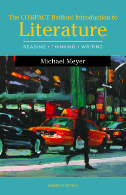 Compact Bedford Introduction to Literature by Michael Meyer - Eleventh Edition, 2017 from Macmillan Student Store