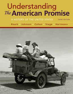 Understanding the American Promise, Combined Volume by James L. Roark; Michael P. Johnson; Patricia Cline Cohen; Sarah Stage; Susan M. Hartmann - Third Edition, 2017 from Macmillan Student Store