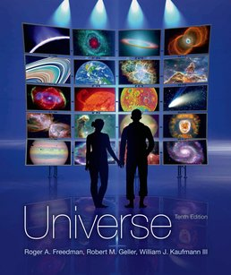 Universe by Roger A. Freedman; Robert Geller; William J. Kaufmann - Tenth Edition, 2013 from Macmillan Student Store