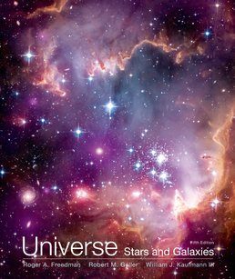 Universe: Stars and Galaxies by Roger A. Freedman; Robert Geller; William J. Kaufmann - Fifth Edition, 2013 from Macmillan Student Store