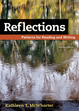 Reflections by Kathleen T. McWhorter - Second Edition, 2017 from Macmillan Student Store