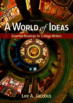 World of Ideas by Lee A. Jacobus - Tenth Edition, 2017 from Macmillan Student Store
