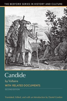 Candide by Voltaire; Daniel Gordon - Second Edition, 2016 from Macmillan Student Store