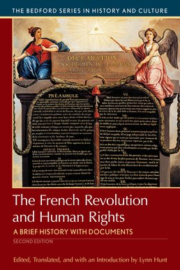 French Revolution and Human Rights by Lynn Hunt - Second Edition, 2016 from Macmillan Student Store