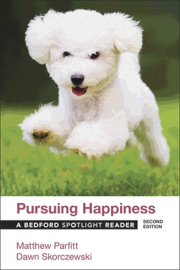 Pursuing Happiness by Matthew Parfitt; Dawn Skorczewski - Second Edition, 2020 from Macmillan Student Store