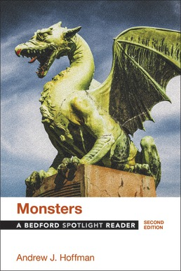Monsters by Andrew J. Hoffman - Second Edition, 2020 from Macmillan Student Store