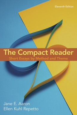 The Compact Reader by Jane E. Aaron; Ellen Kuhl Repetto - Eleventh Edition, 2019 from Macmillan Student Store